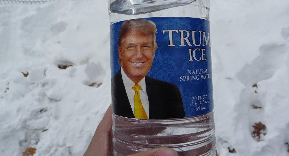 Trump Ice water