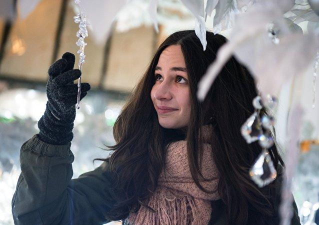 Zima w Moskwie