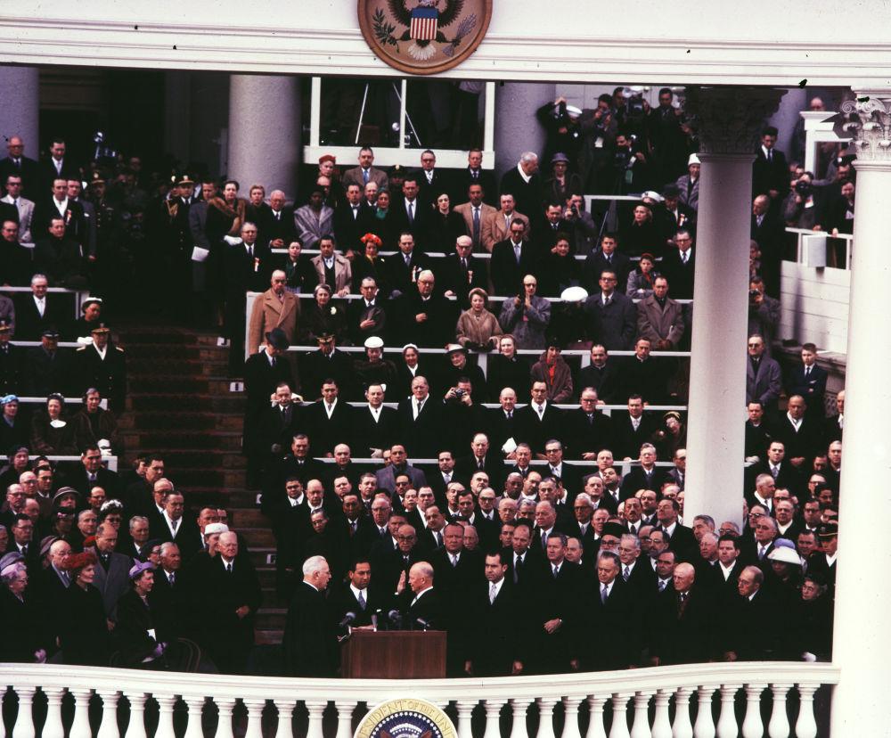 Zaprzysiężenia prezydentów USA