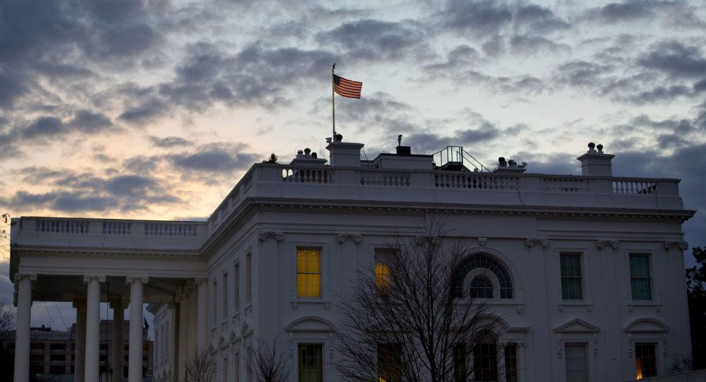 Budynek Białego Domu w Waszyngtonie