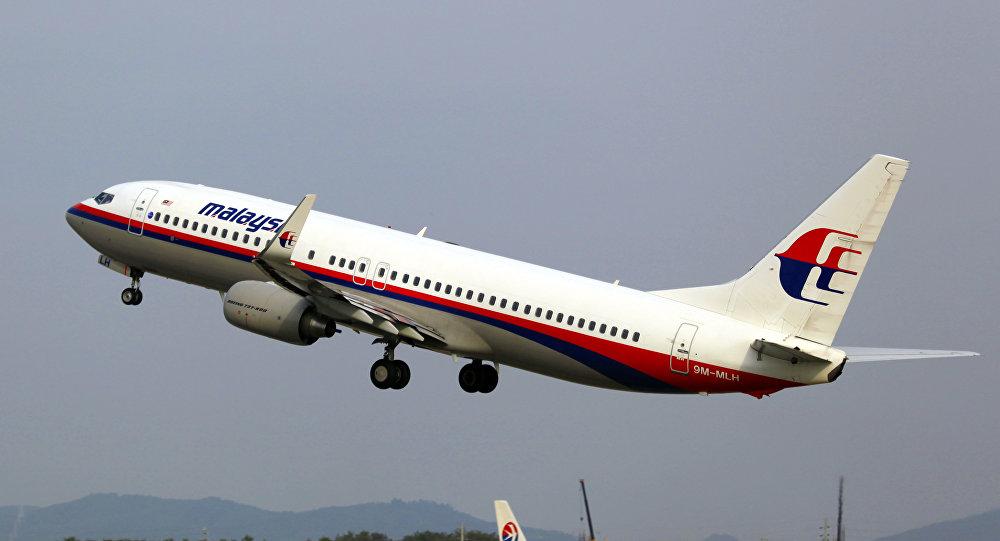 Malaysische Boeing MH370