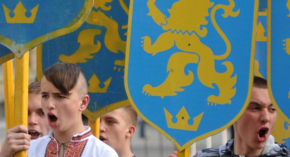 Marsz we Lwowie