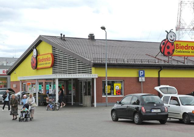 Warszawska Biedronka