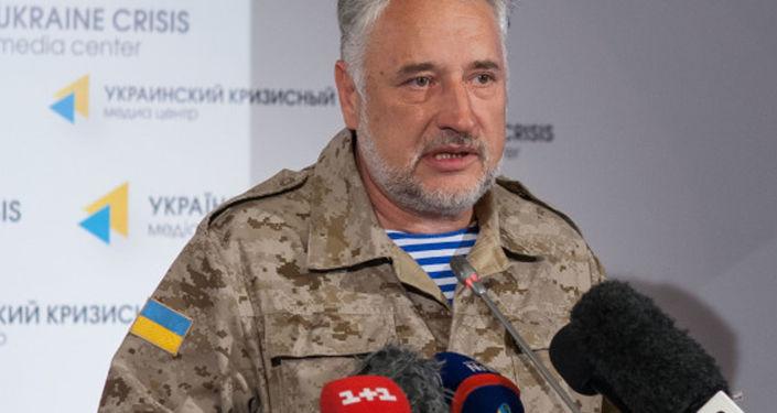Gubernator obwodu donieckiego Pawło Żebriwski