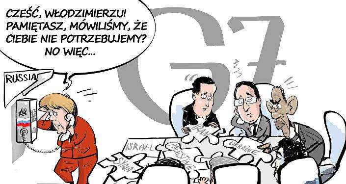 Rosja powinna wrócić do G8?
