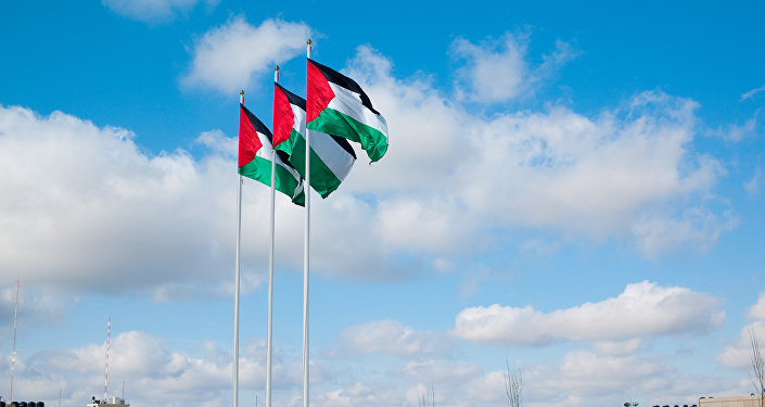 Flagi Palestyny