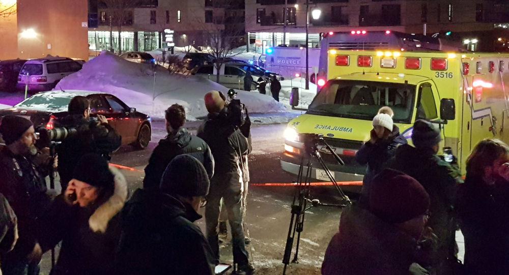 Kanada: W strzelaninie w meczecie Quebecu zginęło pięć osób