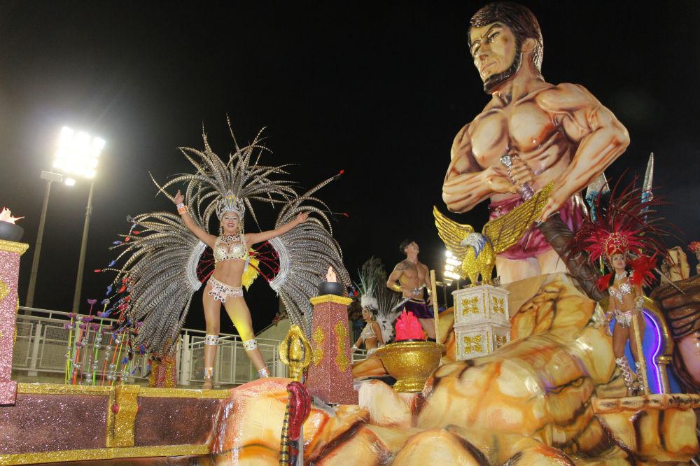 Karnawał w Paragwaju