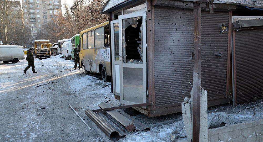 Szef DRL Aleksander Zacharczenko nie wyklucza, że Kijów mógł doprowadzić do eskalacji konfliktu w regionie, by postawić ultimatum nowemu prezydentowi USA.