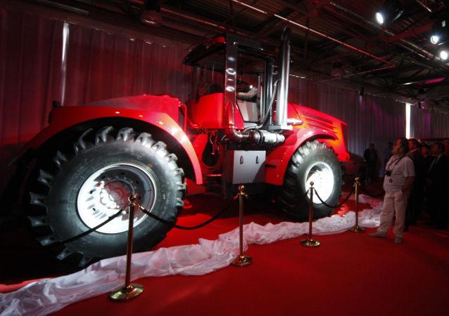 Traktor Kirowiec К-9000