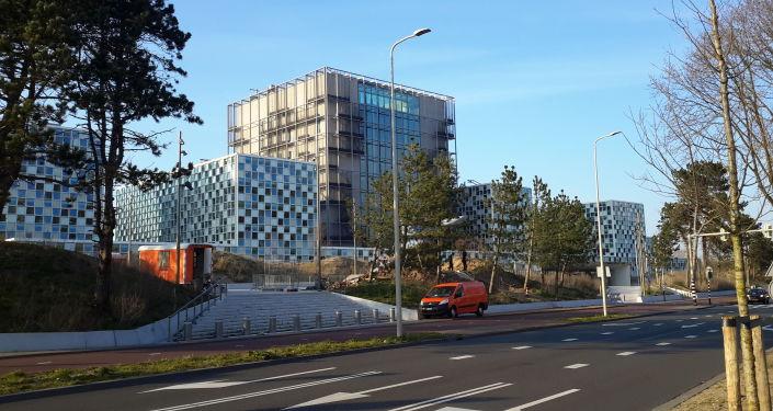 Budynek Międzynarodowego Trybunału Karnego w Hadze