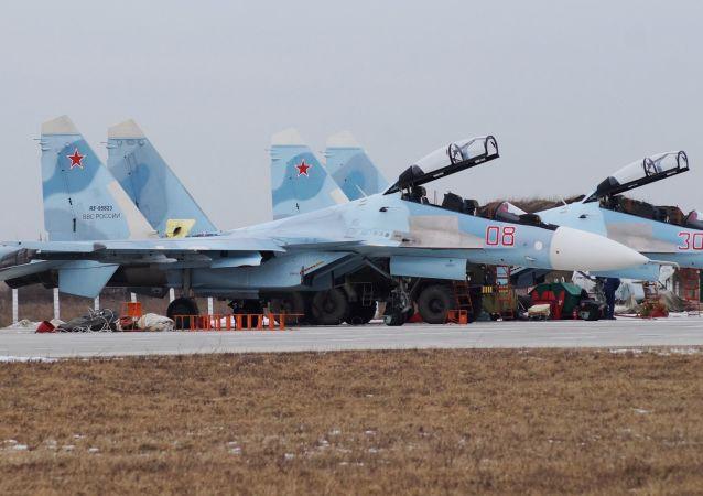 Myśliwce SU 30SM