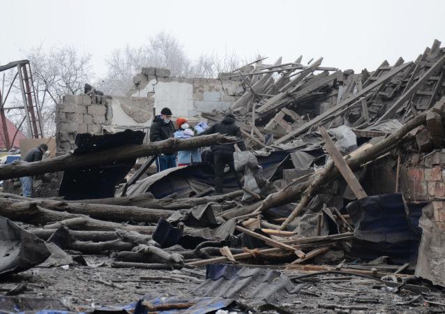 Konflikt na wschodzie Ukrainy
