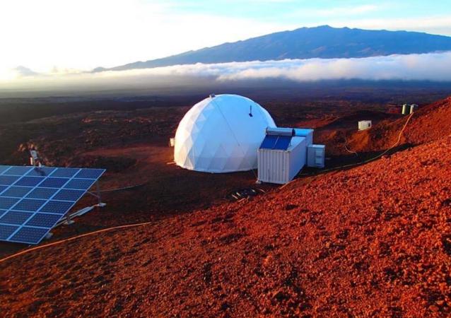Eksperyment imitacji życia na Marsie HI-SEAS