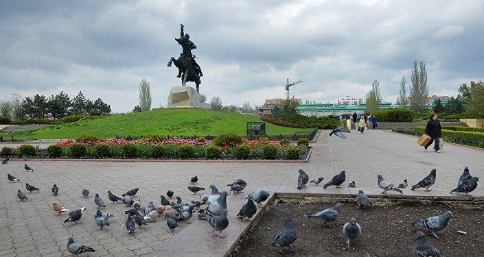 Tyraspol, stolica Naddniestrza