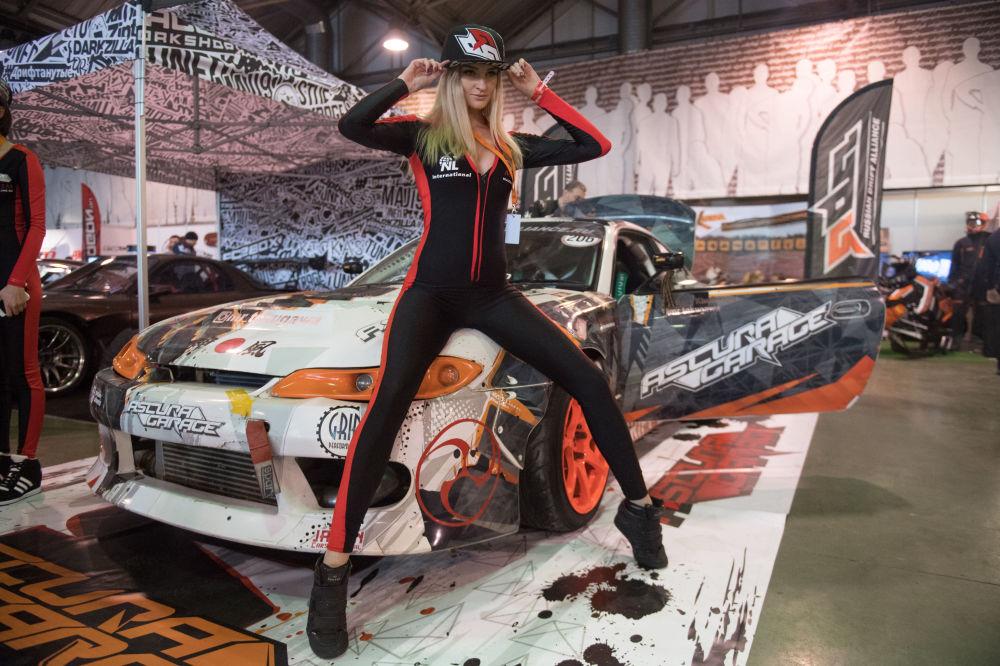 """Dziewczyny na  """"Motorsport Expo"""" 2017"""