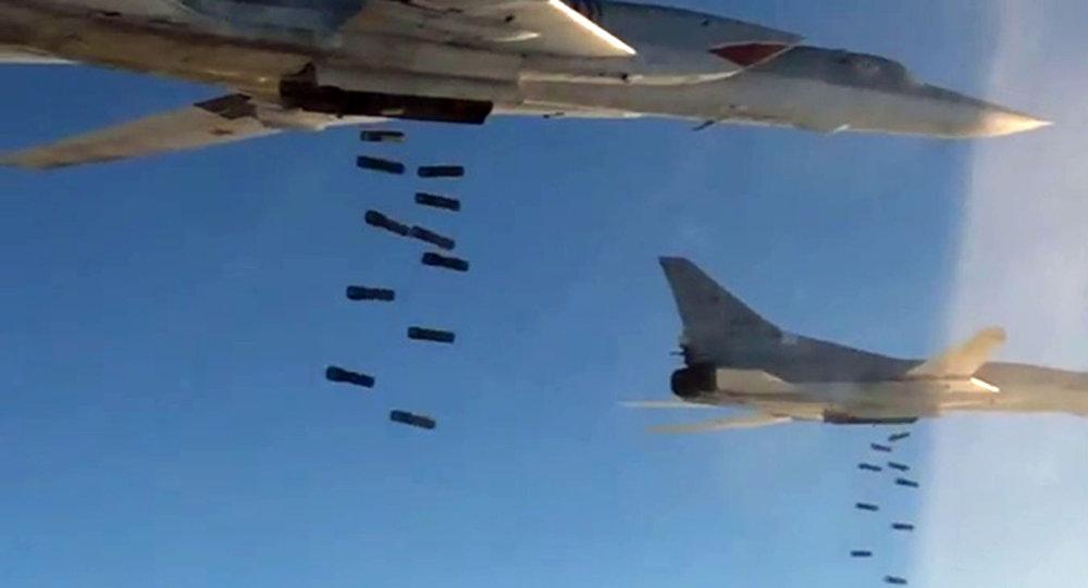 Syryjska armia przy wsparciu rosyjskich sił powietrznych kontynuuje ofensywę na Palmirę