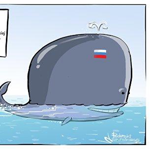 Rosyjski Moby Dick