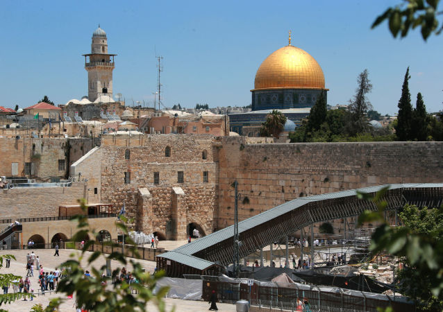 Stare miasto w Jerozolimie