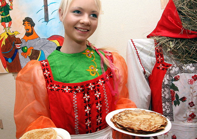 Obchody Maslenicy we Władywostoku