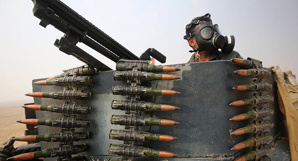 Iracka ofensywa przeciwko Państwu Islamskiemu w Mosulu
