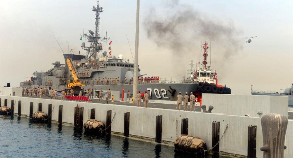 Saudyjska fregata Al-Medina