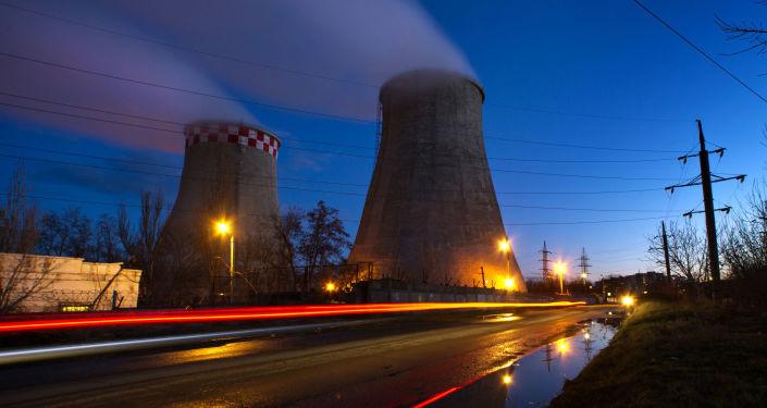 Elektrownia cieplna w Symferopolu