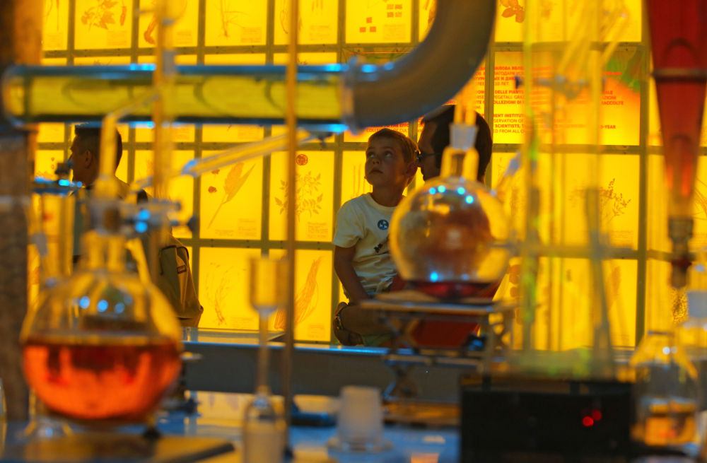 Rosyjski pawilon na Światowej Wystawie EXPO 2015 w Mediolanie