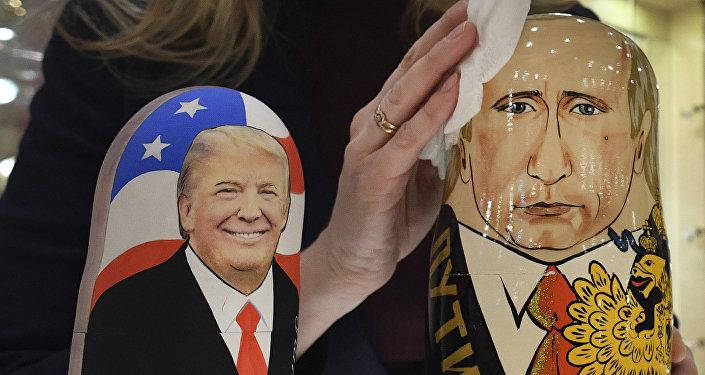 Prezydentowi USA Donaldowi Trumpowi przeszkadza się w realizacji jego obietnicy wyborczej dotyczącej normalizacji stosunków z Rosji