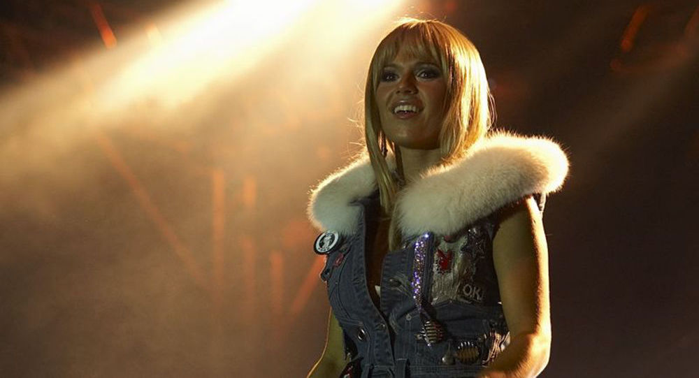 Polska piosenkarka Dorota Rabczewska - Doda