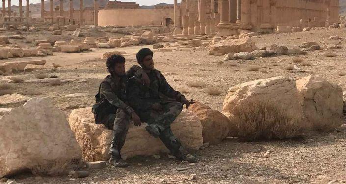 Syryjska armia i powstańcy przy wsparciu Sił Powietrzno-Kosmicznych Rosji 2 marca po raz drugi wyzwoliły Palmirę z rąk dżihadystów
