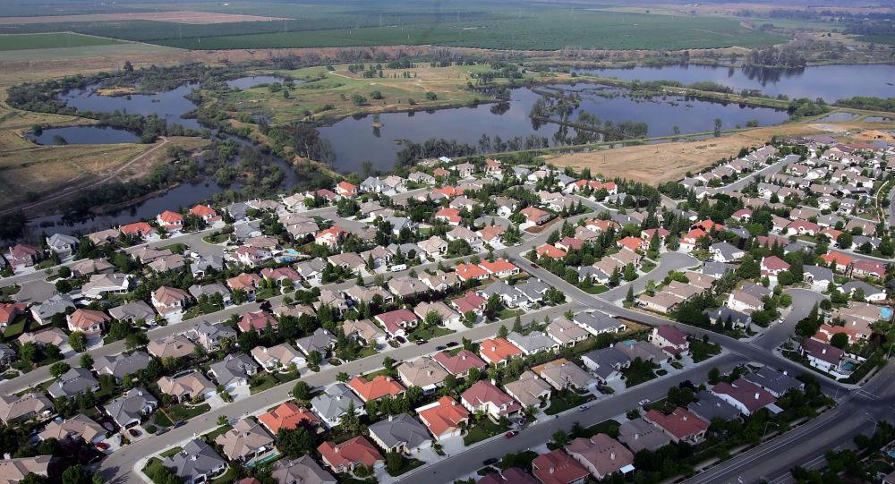 Dolina San Joaquin