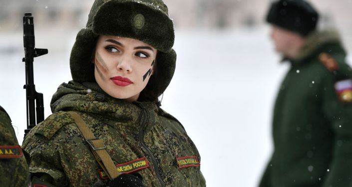 Kobiety w armii