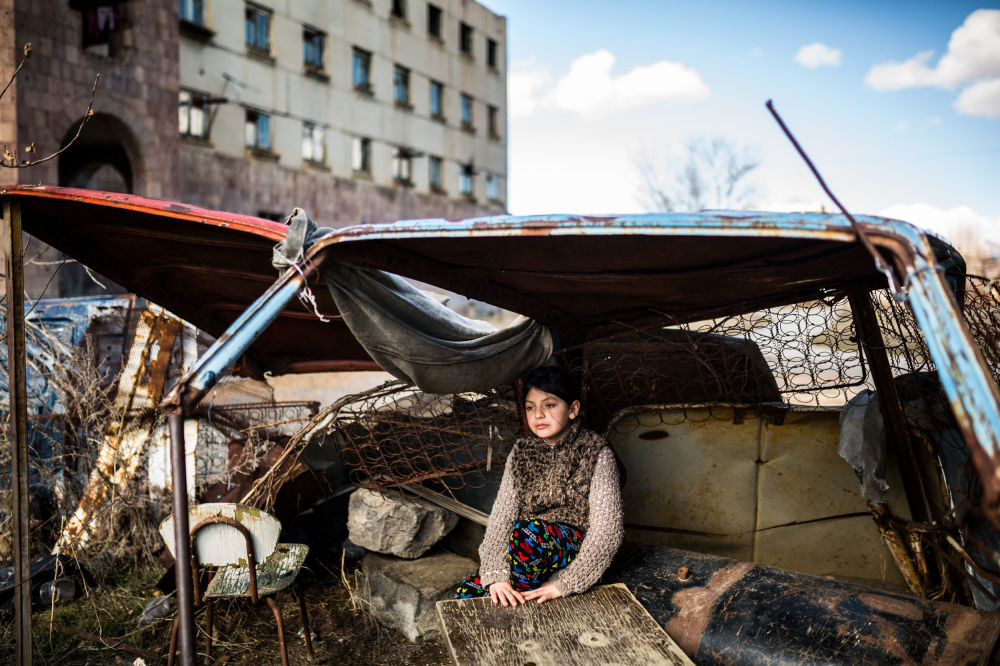 Autor: Yulia Grigoryants (Armenia). Kategoria profesjonalna: Życie codzienne.