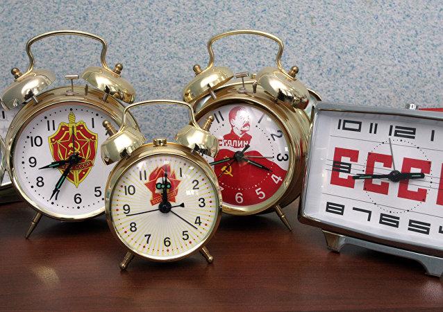 Radzieckie budziki