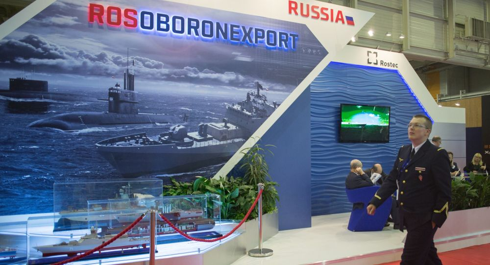 Rosoboroneksport na międzynarodowej wystawie sprzętu wojenno-morskiego EURONAVAL w Paryżu