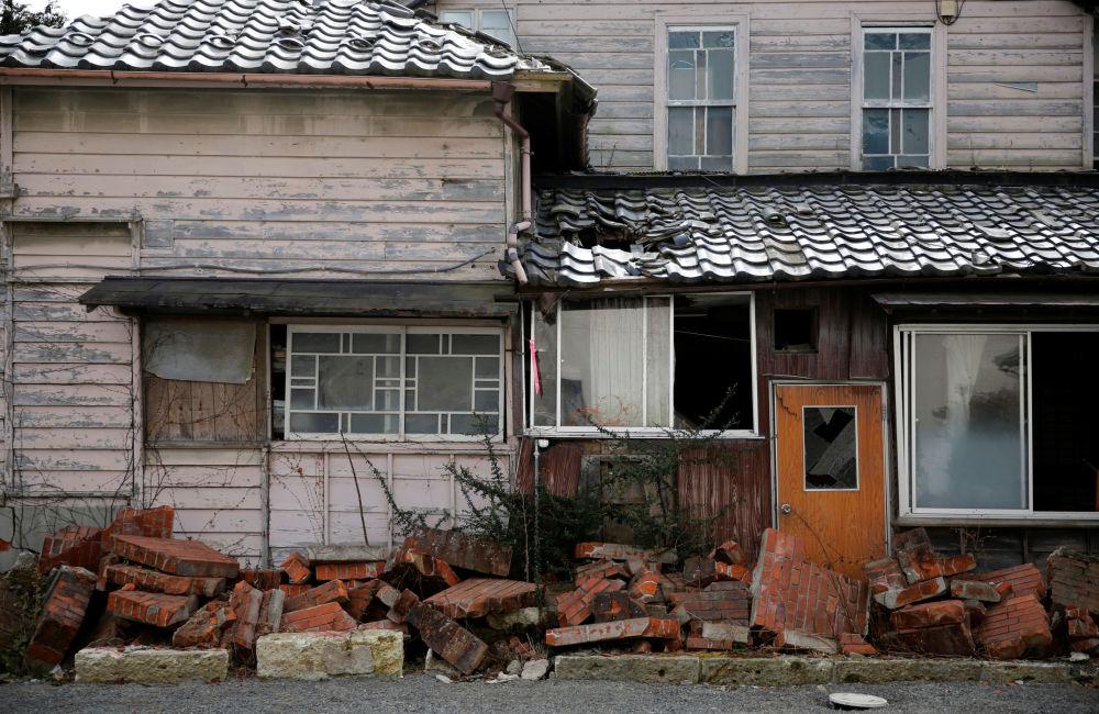 Fukushima - 6 lat po tragedii