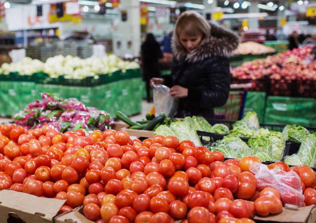 Rosyjski rząd zgodził się na wwóz do kraju niektórych produktów z Turcji