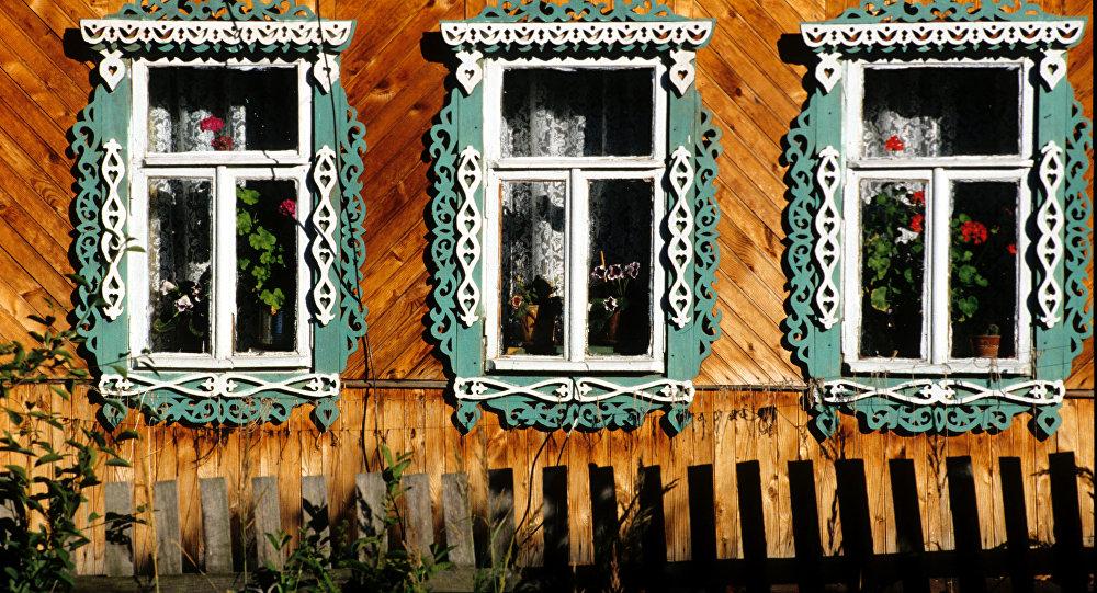 Miasto Gorochowiec w obwodzie włodzimierskim.