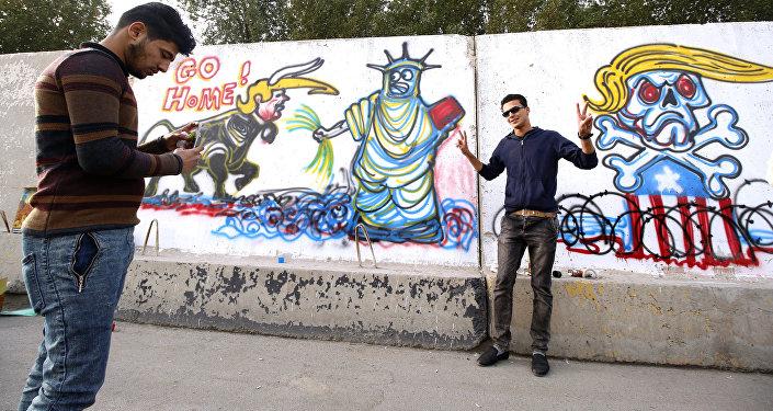Zakazem objęto obywateli Iraku, Syrii, Iranu, Sudanu, Libii, Somalii i Jemenu
