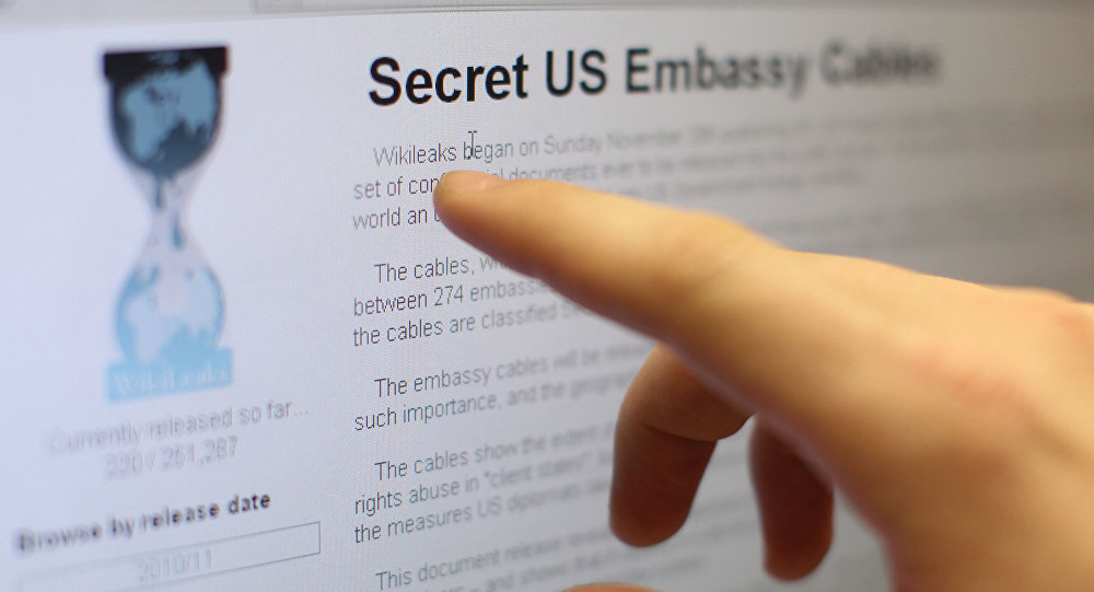 Demaskatorski portal WikiLeaks