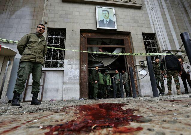 Podwójny zamach w Damaszku. Dziesiątki ofiar