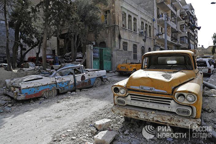 Chevrolet Apache z 1958 roku, kolekcja Mohammada Anisa, Aleppo