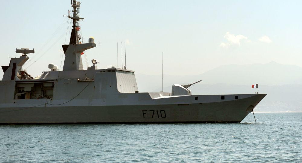 Francuska fregata La Fayette