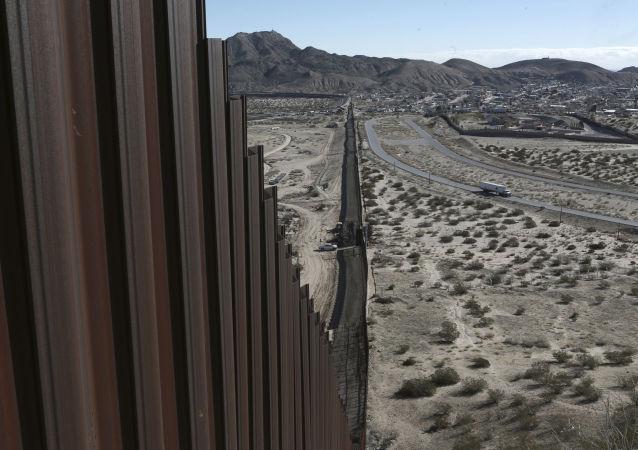 Amerykańsko-meksykańska granica