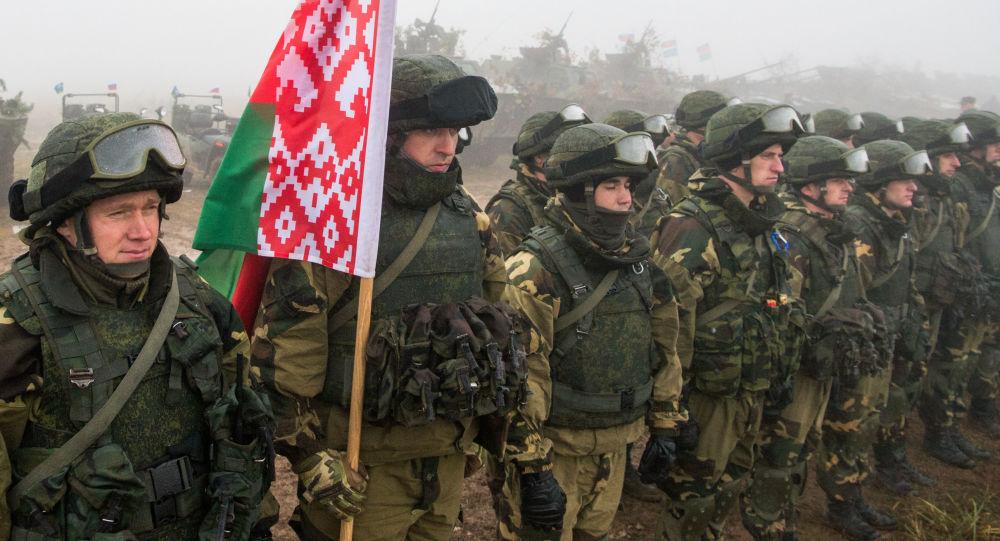 """Ćwiczenia Wojsk Powietrzno-Desantowych Rosji, Białorusi i Serbii """"Słowiańskie Bractwo 2016"""""""
