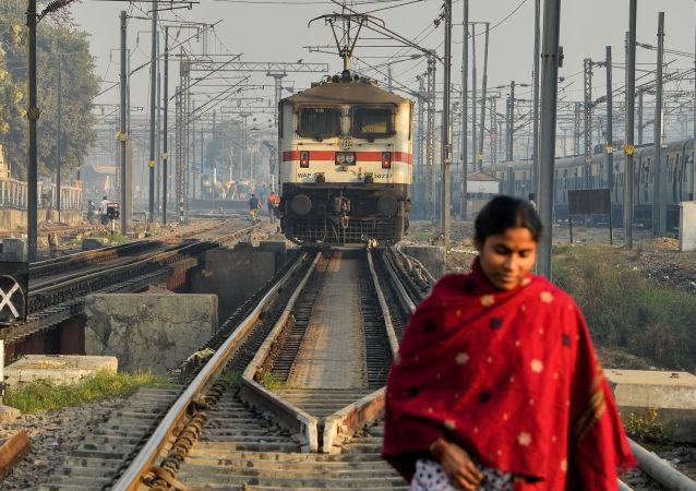 Indian Railways nabyła od rolnika ziemię pod budowę linii kolejowej