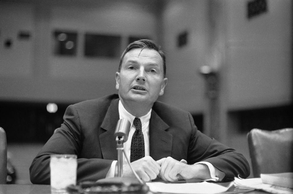 Wnuk pierwszego w historii dolarowego miliardera urodził się w Nowym Jorku 12 czerwca 1915 roku.