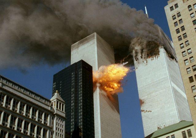 Zniszczenia w rezultacie ataku terrorystycznego z 11 września w Nowym Jorku