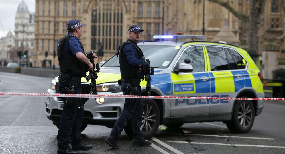 Strzelanina przed brytyjskim parlamentem. Są ranni